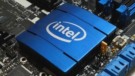 В мережі з'явилась інформація про плани Intel на майбутнє