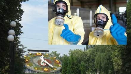 Экологический терроризм: Ахметов против жителей Кривого Рога
