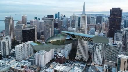 На авіашоу представили літаючий автомобіль, що махає крилами: фото