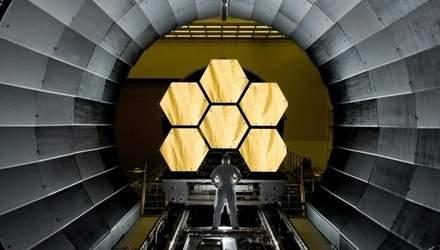 Запуск телескопа James Webb відклали ще на рік: названо причину