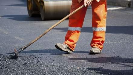 Як фантомний завод ремонтує дороги на Вінниччині