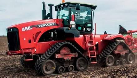 Виробник сільськогосподарської техніки AGRO вдвічі збільшить частку на ринку України