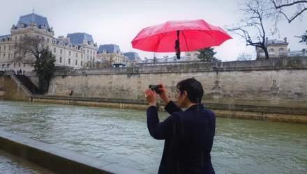 Dronebrella – парасоля, яка сама літає за своїм власником