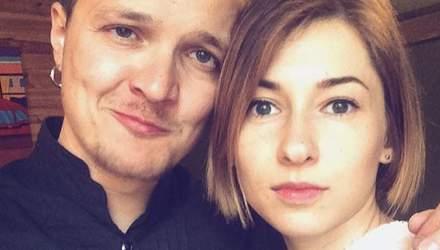 Жена Жени Галича впервые показала личико их сына: фото