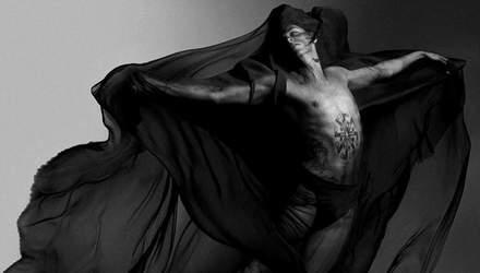 Экстравагантный Сергей Полунин снялся для немецкого Vogue: фото