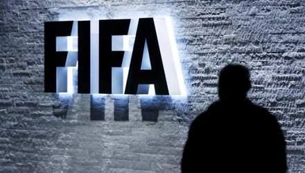 Українські вболівальники флешмобом обвалили рейтинг сторінки ФІФА в Facebook