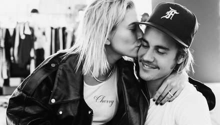 Джастин Бибер официально подтвердил помолвку с Хейли Болдуин