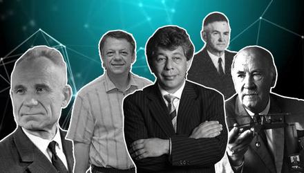 Топ-5 українських інженерів, що підкорили небо