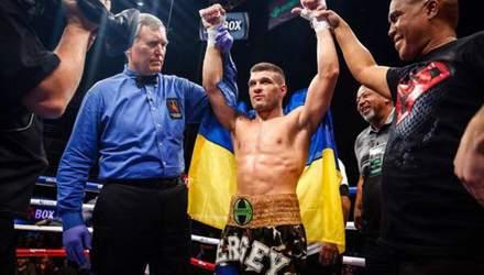 Українець Дерев'янченко у жовтні проведе чемпіонський бій проти Джейкобса