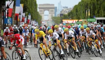 Tour de France-2018: розклад і результати всіх етапів
