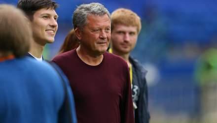 Мирон Маркевич поділився своїми очікуваннями від матчу Хорватії та Англії