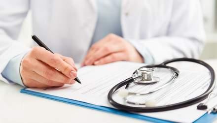 В МОЗ изменили условия подписания деклараций с врачом