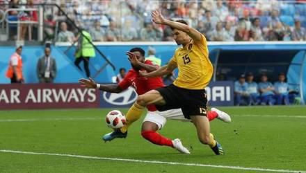Англія – Бельгія: відео голів та моментів матчу Чемпіонату світу