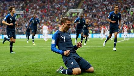 Франція стала Чемпіоном світу з футболу
