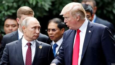 О чем говорит встреча Трампа с Порошенко на кануне с разговором с Путиным