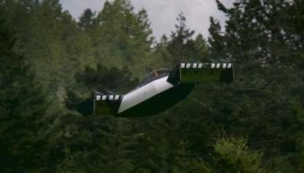 Літаючу машину BlackFly випробували у небі: фото і відео