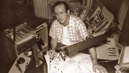 Стів Дітко – художник з українським корінням, який намалював Людину-павука