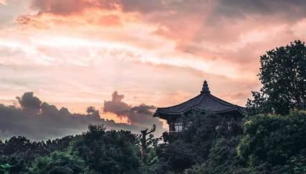 Колоритна Південна Корея очима фотографа: захопливі кадри