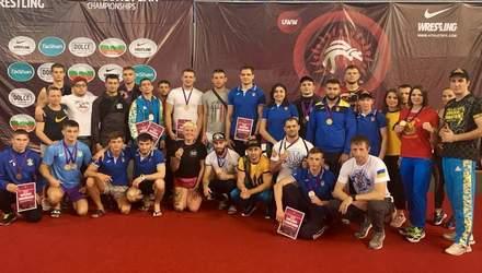 Збірна України здобула найбільше медалей на чемпіонаті Європи з панкратіону