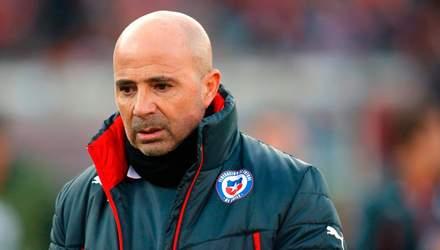 Аргентина звільнила головного тренера після провалу на ЧС-2018