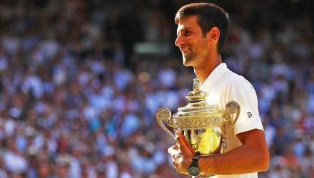 Новак Джокович вчетверте виграв Wimbledon