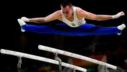 Український гімнаст Верняєв пропустить чемпіонат Європи через операції на коліні та плечі