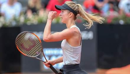 Світоліна залишилася в топ-5 світового тенісного рейтингу