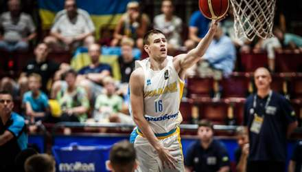 Молодіжна збірна України програла Франції на Чемпіонаті Європи з баскетболу