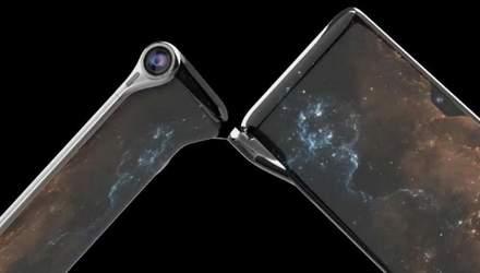 """Просто космос: смартфон HubblePhone отримає 3 екрани і камеру-""""телескоп"""""""