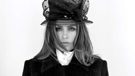 Модель Синди Кроуфорд снялась для обложки модного глянца
