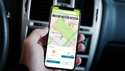 Parkmobile – мобільний додаток, який може вирішити проблему паркування
