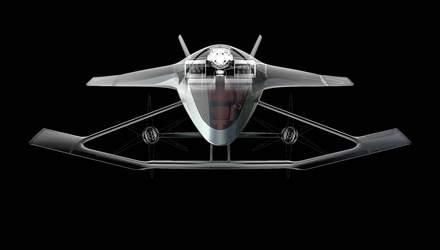 """Як він виглядає: """"летючий автомобіль"""" Aston Martin зразка нового покоління"""