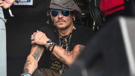 Окончание карьеры Джонни Деппа: фильм с актером сняли с проката