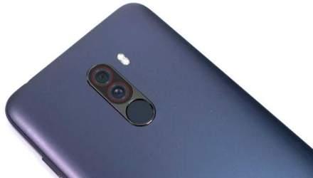 Смартфон Xiaomi Pocophone F1 показали на детальних фото