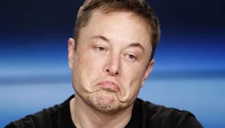 На Илона Маска подали иск в суд владельцы акций компании Tesla