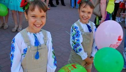 В Киеве установят рекорд к Международному дню близнецов