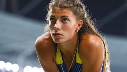 Украинка Марина Бех завоевала серебряную награду на Чемпионате Европы по легкой атлетике