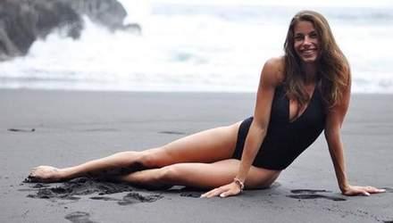 Молодая, стройная, соблазнительная: что постит в Instagram вице-чемпионка Европы Марина Бех
