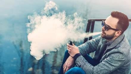 Ученые заявили о новой опасности электронных сигарет