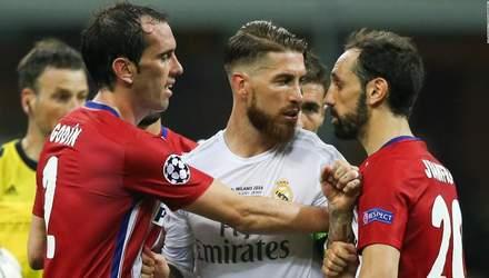 Реал – Атлетіко: де дивитися матч за Суперкубок УЄФА