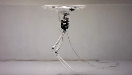 Інженери створили дрона з ногами: фото і відео