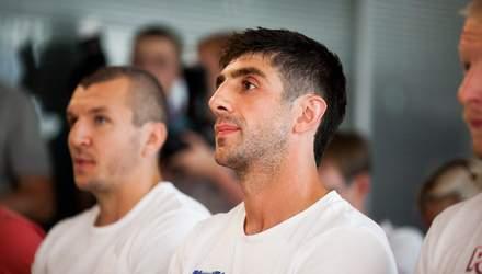 Український футболіст напав на арбітра та отримав покарання: відео