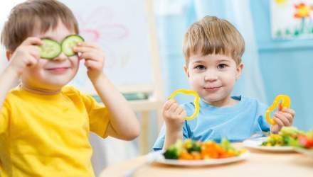 Как меняется ежедневный рацион ребенка с возрастом
