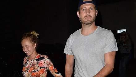 Хайден Панеттьери отпраздновала день рождения с новым бойфрендом: фото