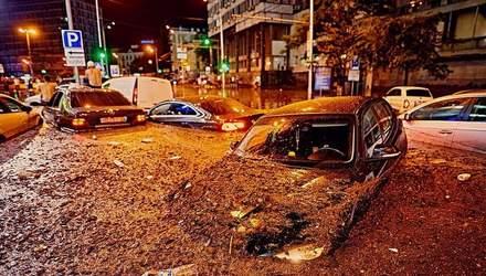 Потоп в Киеве – результат коррупционных действий чиновников