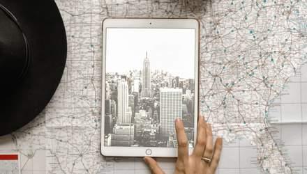 Небезпечна техніка: iPad спалахнув просто у магазині Apple