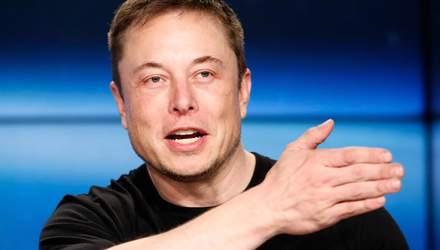 Маск відмовився змінювати модель управління компанією Tesla