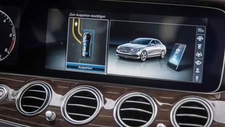 Как дистанционно можно припарковать авто с помощью смартфона