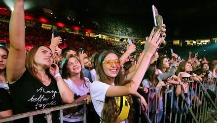 Українська пісня 2018: яскраві фото з грандіозного концерту