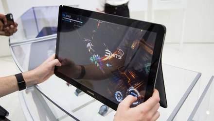 Samsung незабаром представить новий гігантський планшет Galaxy View 2